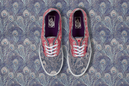 Vans X Liberty Holiday Collection
