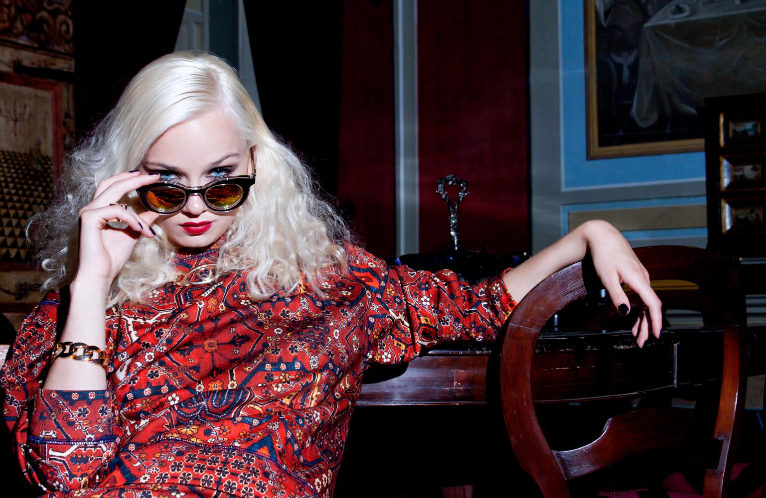 Fever & Shadows | Fashion editorial by David Garcia
