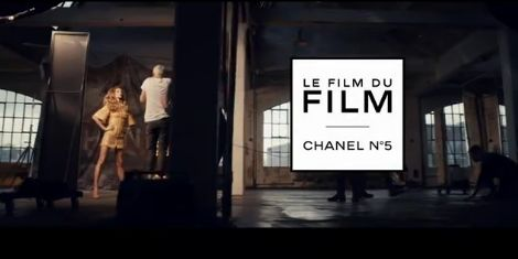 Chanel No. 5 New Commercial | Behind The Scenes