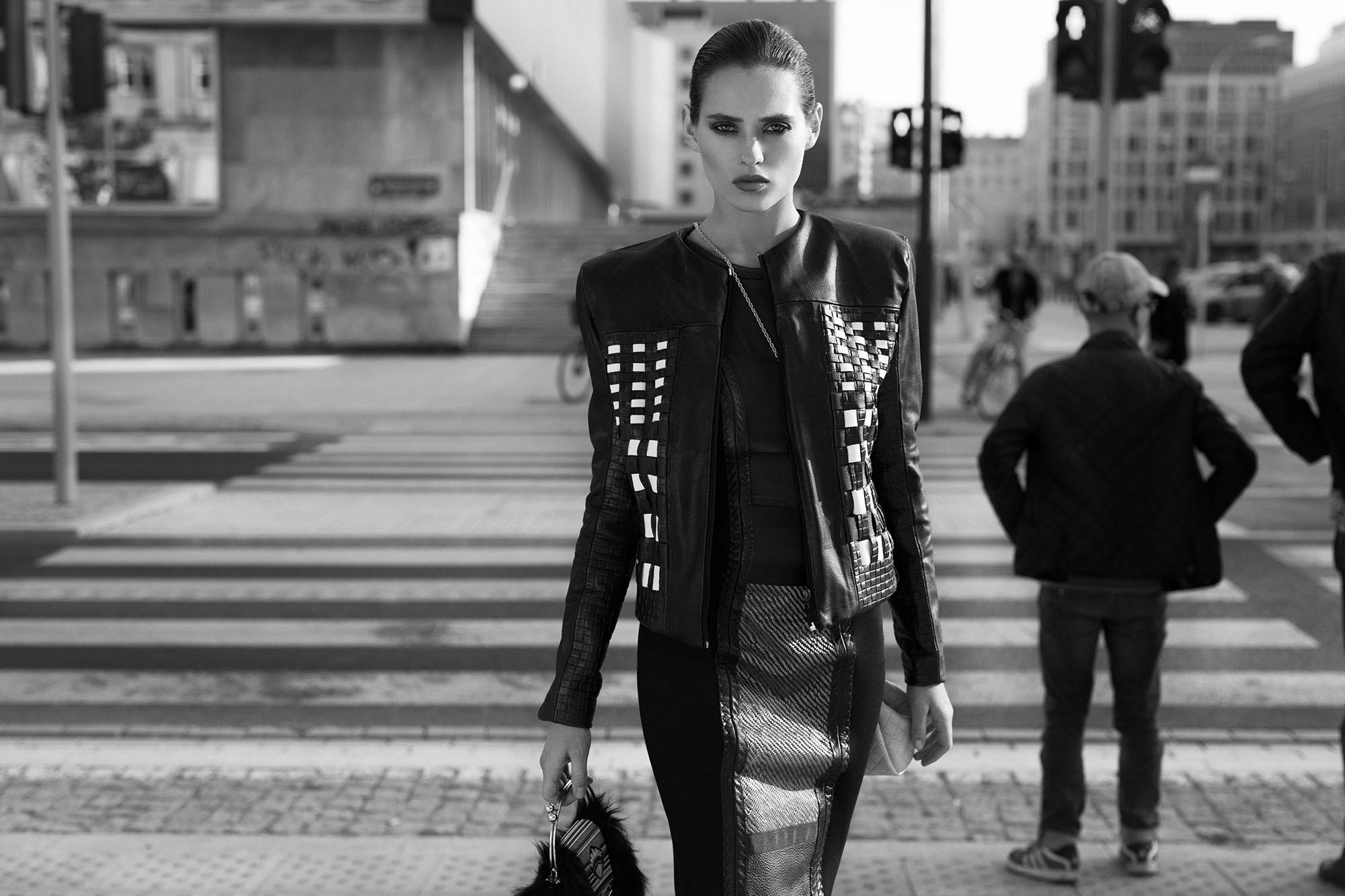 Fashion Creative Director and Photographer Warrent Satt