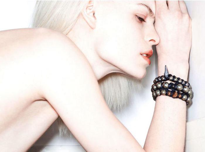 Vicky @ 2Day Models Milan
