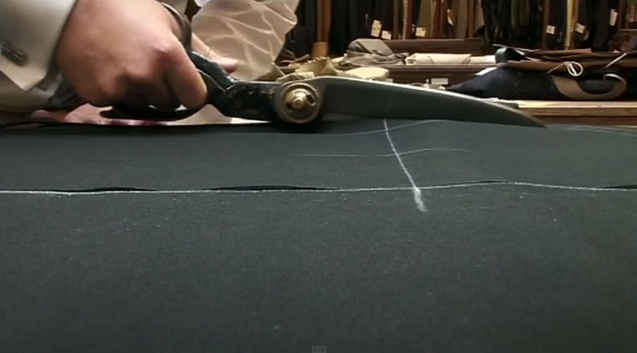 Savile Row – A Short Video Story On British Bespoke Tailors